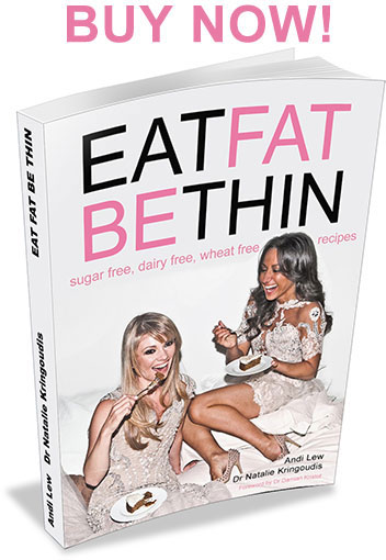 Good Fats Book