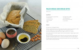 Paleo Bread means you can have bread that isn't bread!